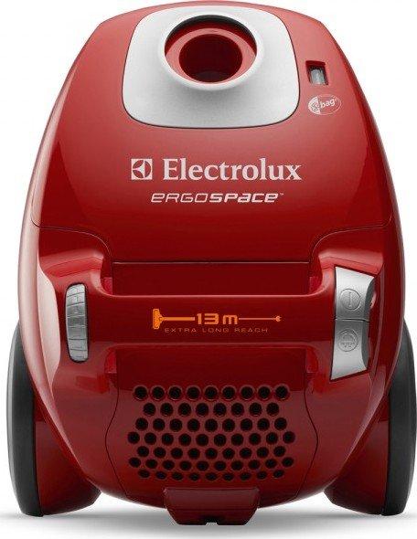 Bruksanvisning for Electrolux Ergospace ZE355R